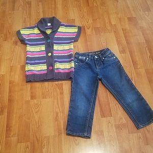 Sweater & Jeans set